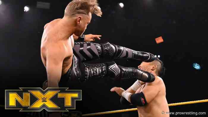 Drew McIntyre Praises Drake Maverick's Farewell WWE NXT Run