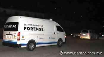 Atropellaron y mataron a niño de 3 años en Delicias - El Tiempo de México