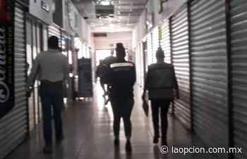 Cierran negocios no esenciales en Delicias; comerciantes se enojan - La Opcion