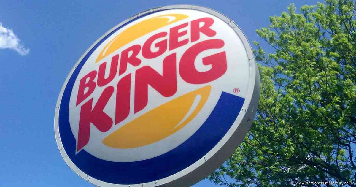 Burger King reopens 33 more restaurants across UK including one in Luton - Hertfordshire Mercury
