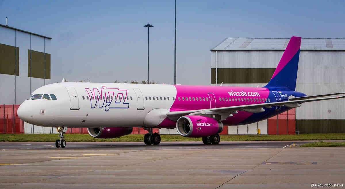 Wizz Air adds new routes from London Luton - UK Aviation News
