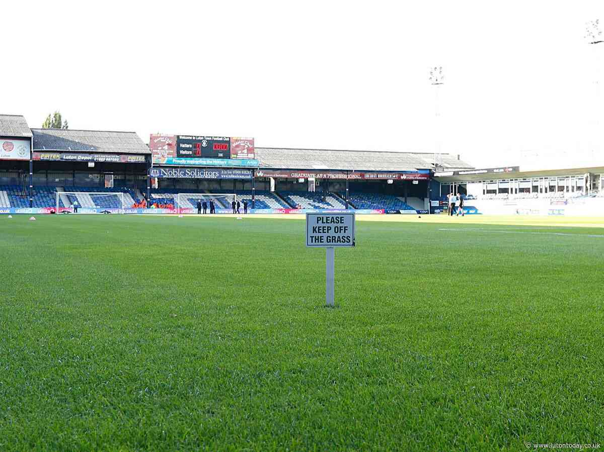 Hatters should be back at Kenilworth Road when season resumes - Luton Today