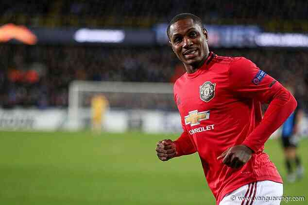 Ighalo to remain at Man Utd until January 2021