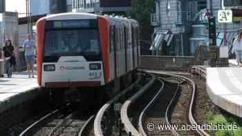 S-Bahnhof Ohlsdorf: Bahnmitarbeiter rettet Mann nach Sturz von den Gleisen