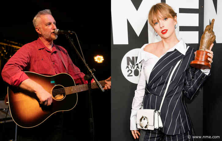 Watch Billy Bragg cover Taylor Swift's 'Only The Young'