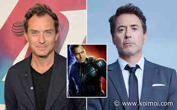 Avengers: Endgame Trivia #67: Jude Law Spoke To 'Iron Man' Robert Downey Jr While Making His MCU Debut With Captain Marvel - Koimoi
