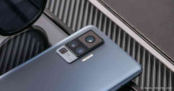 Vivo announces X50 flagship series with gimbal-style camera