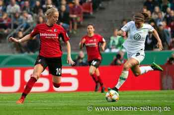 So gehen die SC-Freiburg-Frauen in das Spiel gegen Potsdam - SC Freiburg - Badische Zeitung