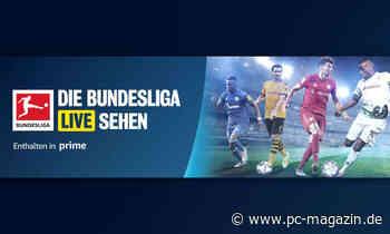 Fußball-Bundesliga live bei Prime Video - SC Freiburg gegen Bayer 04 Leverkusen und 1. FC Köln gegen RB Leipzig ohne Extra-Kosten für Prime-Nutzer - PC Magazin