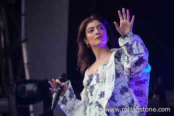 Lorde Stands With Black Lives Matter Protestors, Urges Other Musicians to Follow