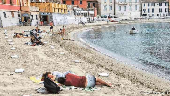 Sestri Levante, avvio ok per le spiagge. Portobello già popolata: «Il sistema funziona» - Il Secolo XIX