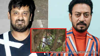 Wajid Khan funeral: Music composer laid to rest beside late actor Irrfan Khan at Versova cemetery?