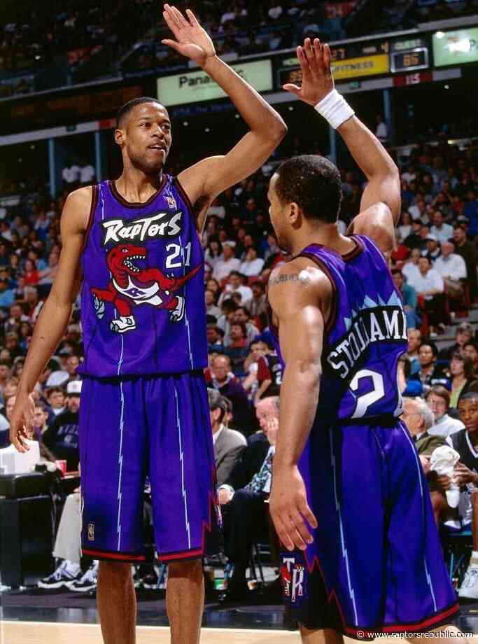 Top 3 Raptors – 1996-97 Season