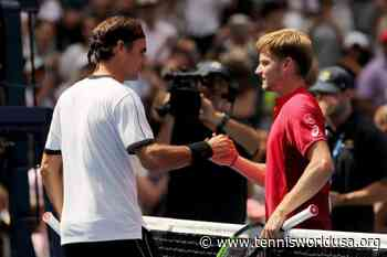 Goffin: 'I don't know how to play Roger Federer' - Tennis World USA