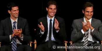 Leconte: Rafael Nadal, Roger Federer, Novak Djokovic evolve each time - Tennis World USA