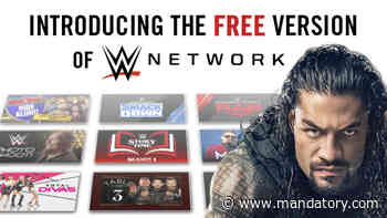 Free Version Of WWE Network Officially Launched; New 'RAW Talk' Post Show To Stream Each Monday