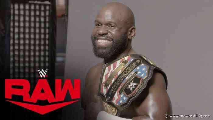"""Apollo Crews Says Wrestling Kurt Angle Was """"A Whole Other Level"""""""