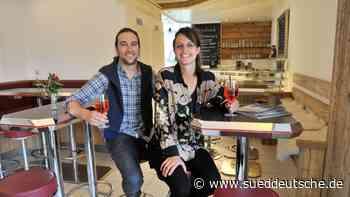 """Tutzing: Café """"Marie's"""" feiert doppelte Wiedereröffnung - Süddeutsche Zeitung"""