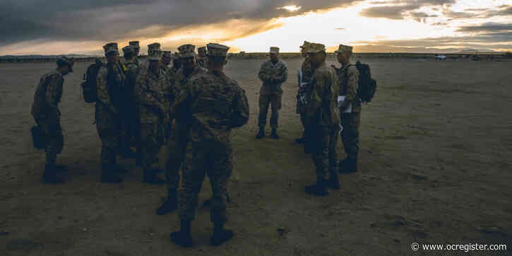 2,000 Marines from Southern California deploy to the Middle East as crisis response force