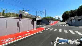 Conclusi i lavori sulla ciclabile via Verdi-via Matteotti a Bellaria - RiminiToday