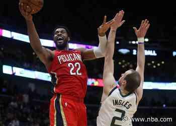 NBA Superlatives: Pelicans center Derrick Favors