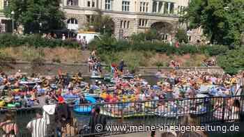 Corona in Deutschland: 1500 Menschen feiern Techno-Party in Berlin – ohne Mindestabstand