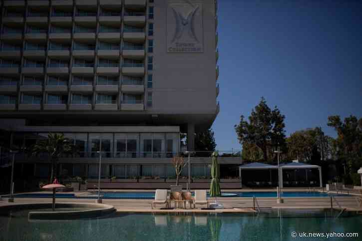 Greek hotels reopen to an uncertain future