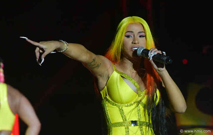"""Cardi B calls on people to vote in order to """"take power"""" following George Floyd death"""