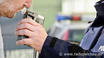Trunkenheitsfahrt endet in Crimmitschau an Hauswand - Radio Zwickau