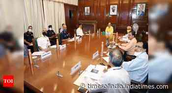 Home Minister Amit Shah takes stock of preparation for impending cyclone in west coast