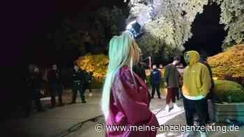 Shirin David bricht Corona-Regeln: Polizei crasht Videodreh – Deutschrapperin vermarktet Anzeigen-Flut