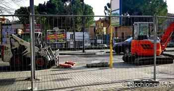 Tolentino, lavori di riqualificazione in viale Matteotti: come cambia la viabilità - Picchio News