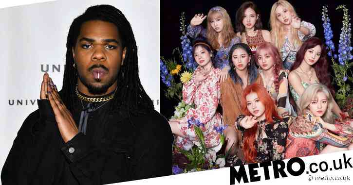 TWICE More & More producer MNEK on making the track in quarantine and how the members 'nailed' it – as expected