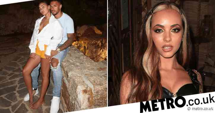 Little Mix's Leigh-Anne Pinnock tells bandmate Jade Thirlwall how fiance Andre Gray proposed: 'It's been a long time coming'