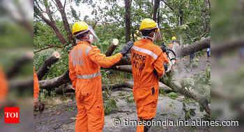 Cyclone Nisarga: NDRF deploys 9 teams in Maharashtra