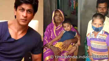 Shah Rukh Khan extends support to child who tried to wake up his dead mother at Muzaffarpur station
