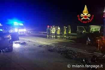 Grave incidente stradale a San Giuliano Milanese: padre, madre e figlia di 2 anni in ospedale - Milano Fanpage.it
