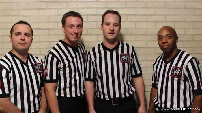 WWE Referee's & Producers Reportedly Take Pay Cuts