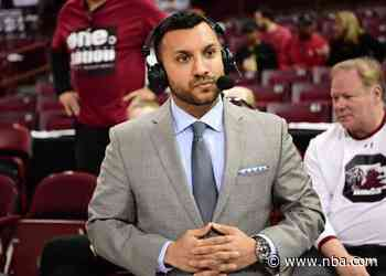 Bulls name Adam Amin new TV play-by-play announcer