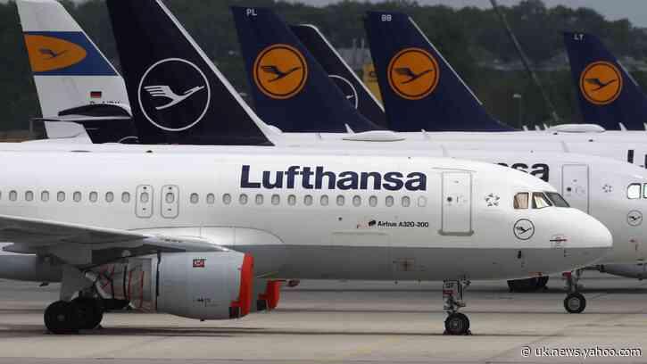 Lufthansa board nods through $10 billion bailout plan
