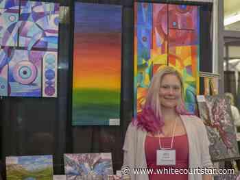 Creative in Airdrie - Stephanie de Souza - Whitecourt Star