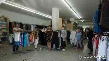 Fashion-Hand Shop Senden: Aus Kleiderkammer wird Second-Hand-Laden: So läuft es am neuen Standort - SWP