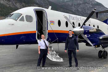Three weekly direct flights from Port Hardy to Vancouver starting June 1 - vancouverislandfreedaily.com