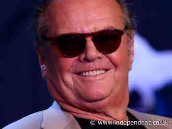 Jack Nicholson allegedly once said Hitler should be 'admired for his determination' - The Independent