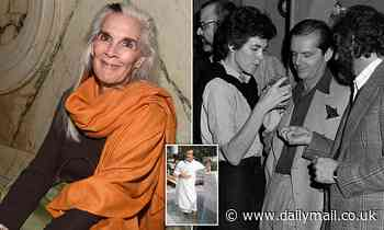 Former model who had a fling with Jack Nicholson claims the star has a 'fondness for tyrants' - Daily Mail