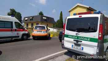 Ciclista investita a Castellanza, intervento dei soccorsi - Varese Settegiorni