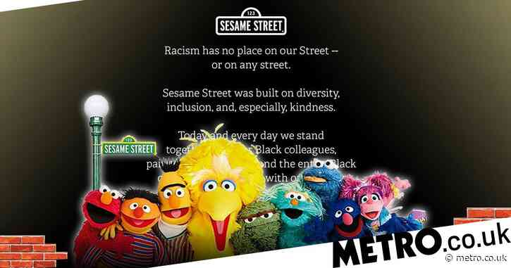 Sesame Street takes a stand against racism amid George Floyd protests: 'Create a world that is kinder'