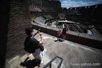 Coronavirus updates: Officials worry protests may spark outbreaks; Colosseum reopens; Latino homes report symptoms twice as often