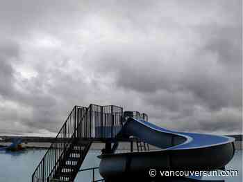 Vancouver weather: Warm but cloudy