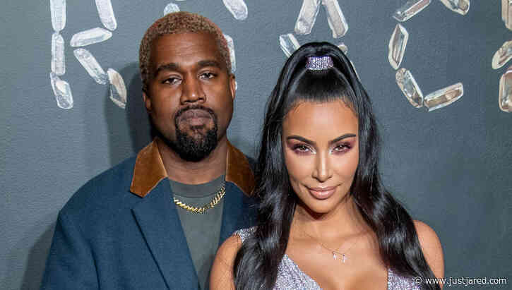 Kim Kardashian & Kanye West Are Threatening This Person with Legal Action